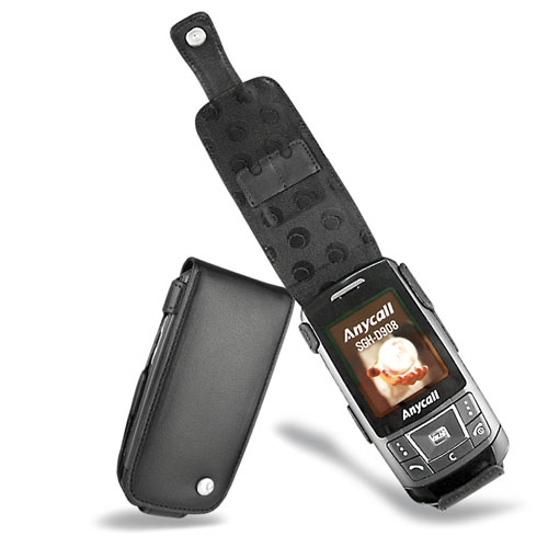 Housse cuir Samsung SGH-D900