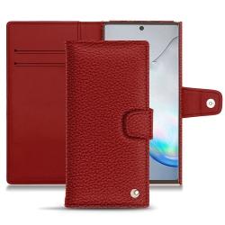 Custodia in pelle Samsung Galaxy Note10+