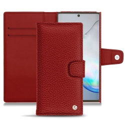 Samsung Galaxy Note10+ leather case