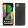 Custodia in pelle Google Pixel 4