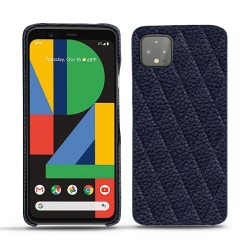 Coque cuir Google Pixel 4