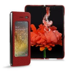 Coque cuir Samsung Galaxy Fold
