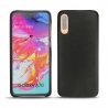 Samsung Galaxy A70 leather cover