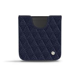 Pochette cuir Samsung Galaxy Z Flip