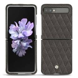 Coque cuir Samsung Galaxy Z Flip
