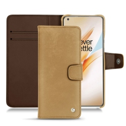 OnePlus 8 Pro leather case