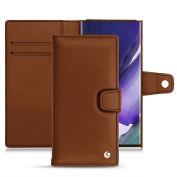 Capa em pele Samsung Galaxy Note20 Ultra