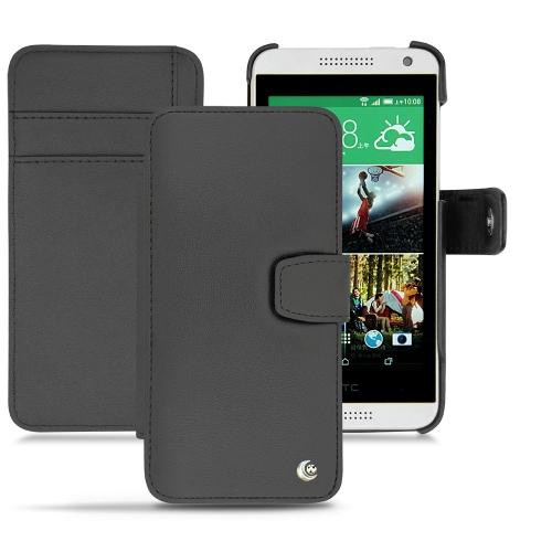 Housse cuir HTC Desire 610 - Noir ( Nappa - Black )