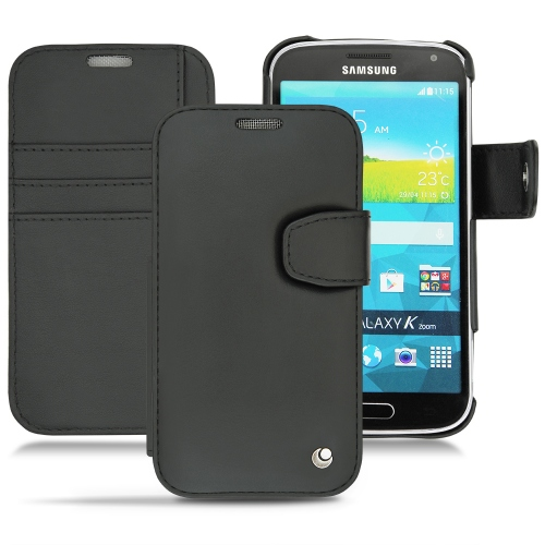 Samsung Galaxy K Zoom  leather case