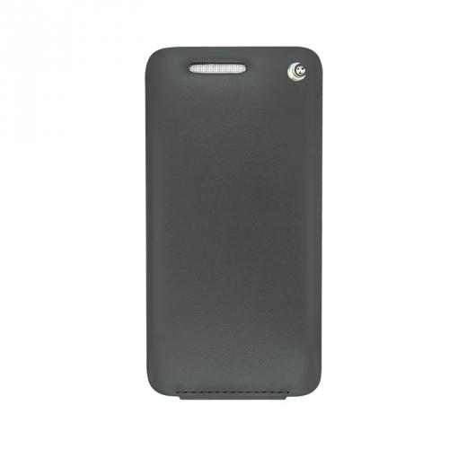 Funda de piel HTC One E8