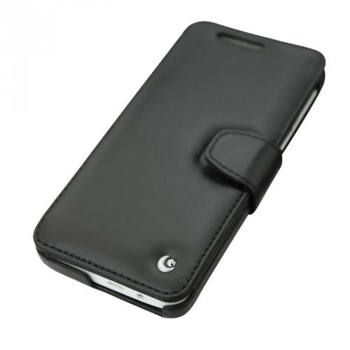 Housse cuir HTC One E8