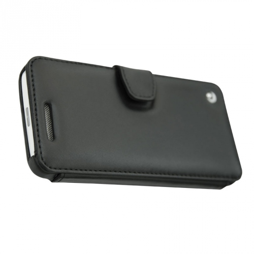 HTC One E8  leather case