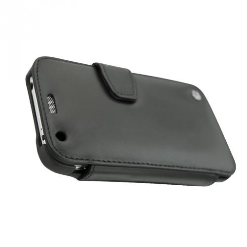 Housse cuir Samsung SM-G800 Galaxy S5 mini