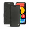 Google Pixel 5 leather case
