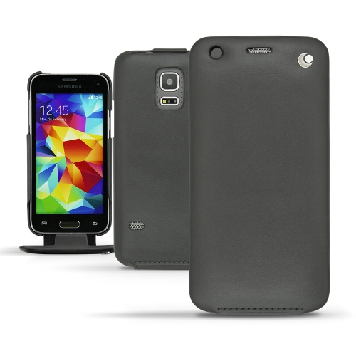 Samsung SM-G800 Galaxy S5 mini  leather case