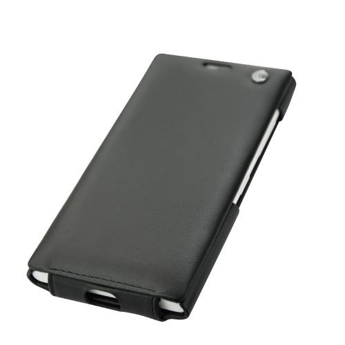 Capa em pele Nokia Lumia 730 - 735