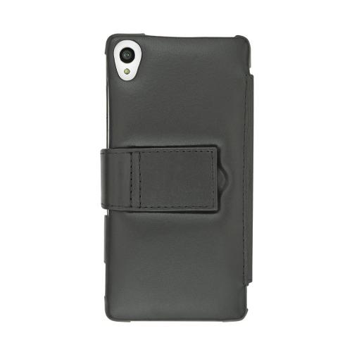 Housse cuir Sony Xperia Z3