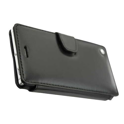 Housse cuir Nokia Lumia 830