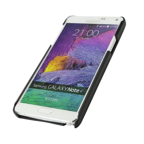 Coque cuir Samsung SM-N910 Galaxy Note 4