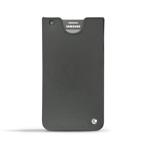 Pochette cuir Samsung SM-N910 Galaxy Note 4