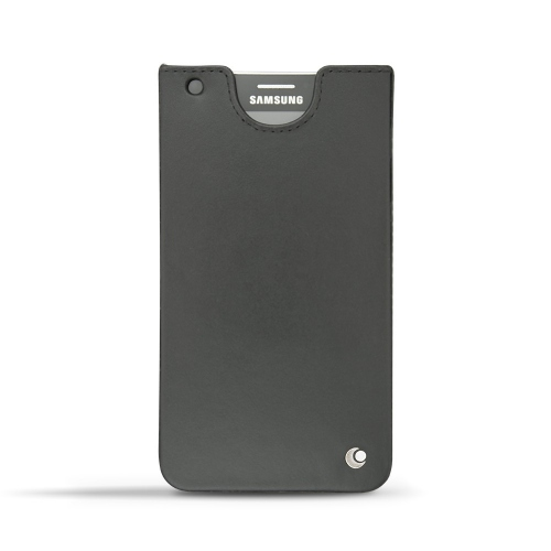 Samsung SM-N910 Galaxy Note 4 leather pouch