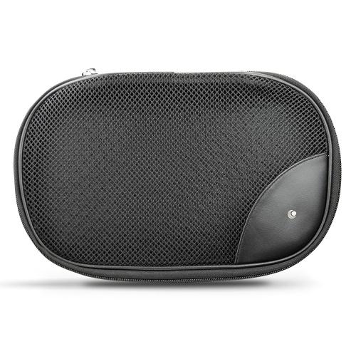 Tasche für Notebookkabel - Leder XXL
