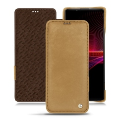 Sony Xperia 1 III leather case