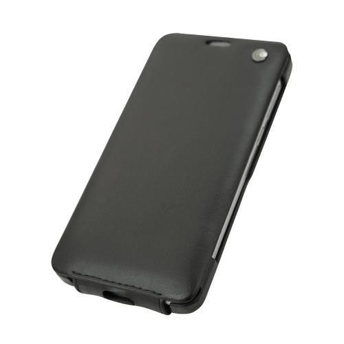 Housse cuir Huawei Honor 6