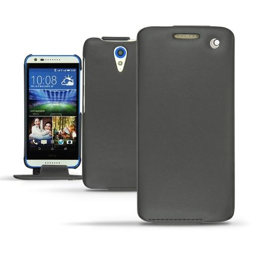 Housse cuir HTC Desire 620 - Noir ( Nappa - Black )
