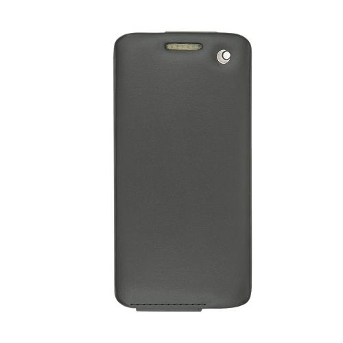 HTC Desire 620 leather case