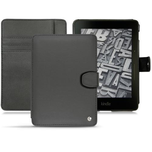 Amazon Kindle Voyage  leather case - Noir ( Nappa - Black )