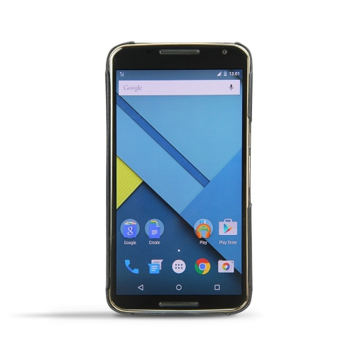 Motorola Nexus 6 leather cover
