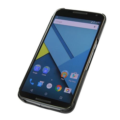 Coque cuir Motorola Nexus 6