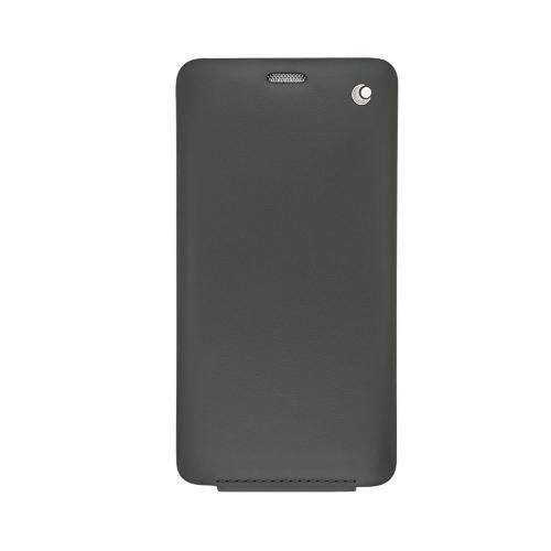Housse cuir Samsung Galaxy A7