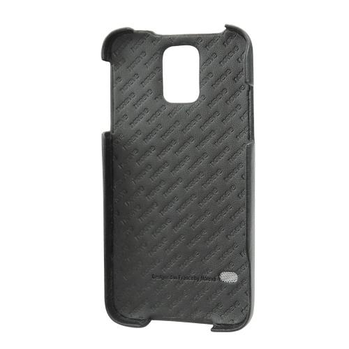 Coque cuir Samsung SM-G900 Galaxy S5
