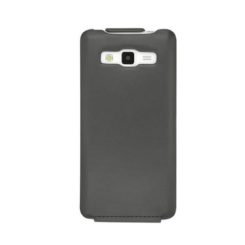 Housse cuir Samsung Galaxy Grand Max