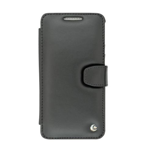 Housse cuir HTC Desire 816