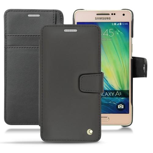 Housse cuir Samsung Galaxy A5