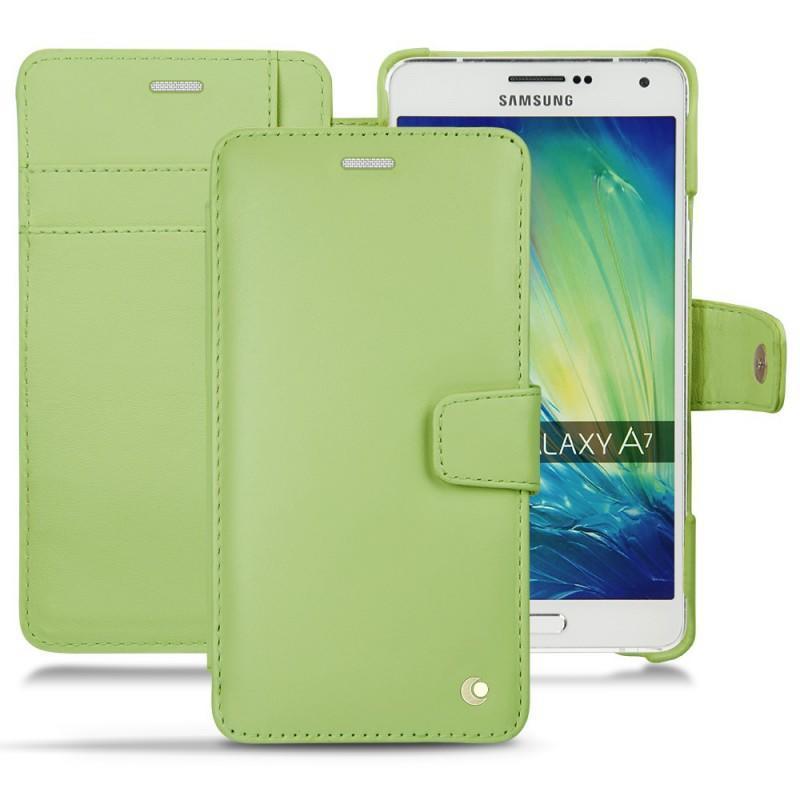 Capa Em Pele Samsung Galaxy A7 Tradition B