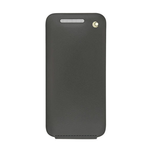 Capa em pele HTC One M9