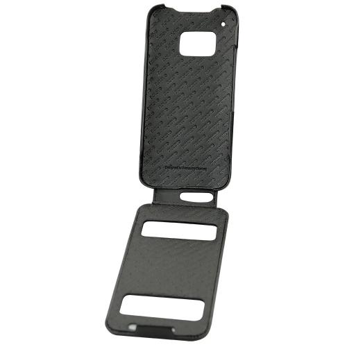 Housse cuir HTC One M9