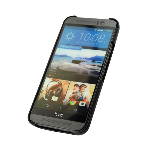 Coque cuir HTC One M9