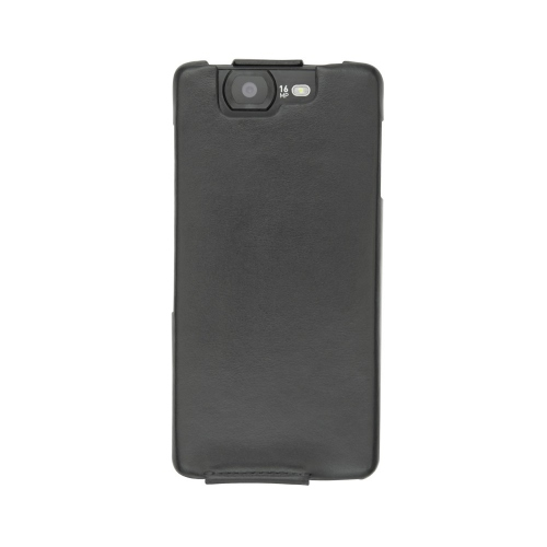 Wiko Highway leather case