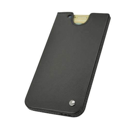 Pochette cuir Samsung SM-G920A Galaxy S6