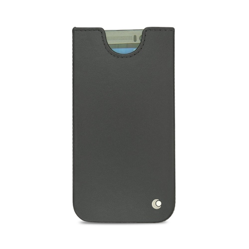 Capa em pele HTC One M9 - Noir ( Nappa - Black )