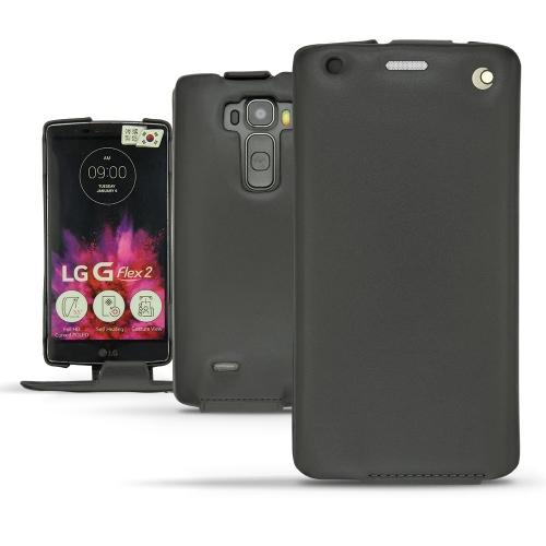 Housse cuir LG G Flex2 - Noir ( Nappa - Black )
