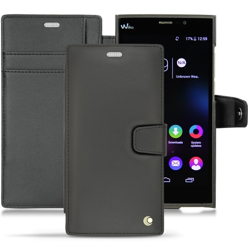 Wiko Ridge Fab leather case