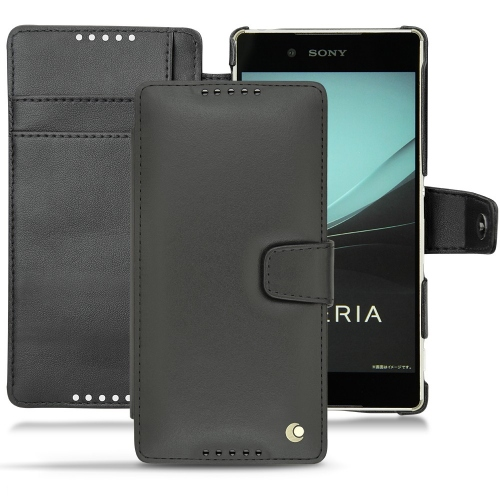 Sony Xperia Z3+ - Xperia Z4 leather case