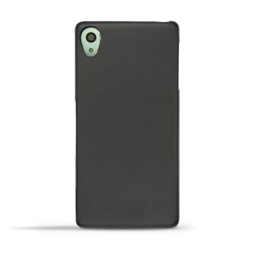 Sony Xperia Z3+ - Xperia Z4 leather cover