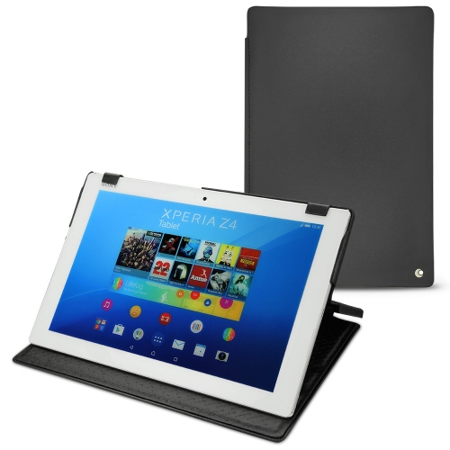 Sony Xperia Z4 Tablet  leather case